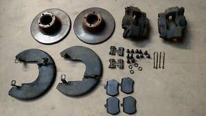 Classic-Mini-8-4-034-Front-Disc-Brakes