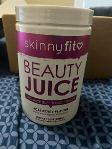 SkinnyFit Beauty Juice, Acai Berry Flavor 🤖Fastest Shipping in the country🤖