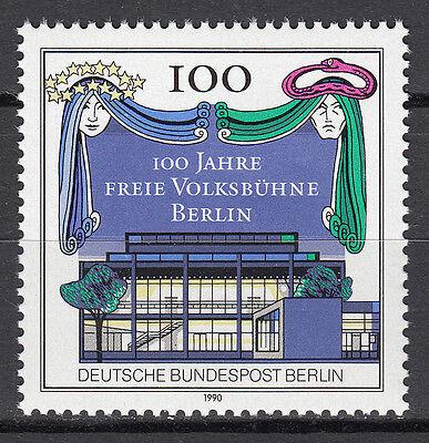 Nr 866 Postfrisch Luxus! Aus Dem Ausland Importiert Berlin 1990 Mi
