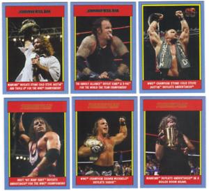 2017-Topps-WWE-Heritage-Wrestling-30-Years-of-SummerSlam-Choose-Card-039-s-1-50