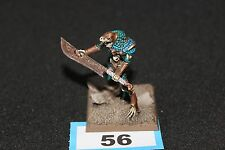 Warhammer Fantasy Tomb Kings Ushabti with Great Weapon Games Workshop Finecast A