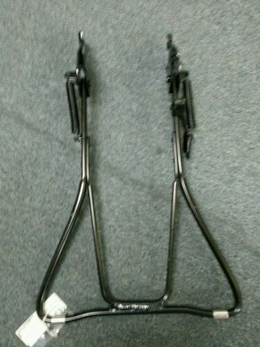 """BLACK TRADITIONAL VINTAGE TYPE BICYCLE KICKSTAND FOR 24/"""",26/"""",28/"""" CRUISERS"""