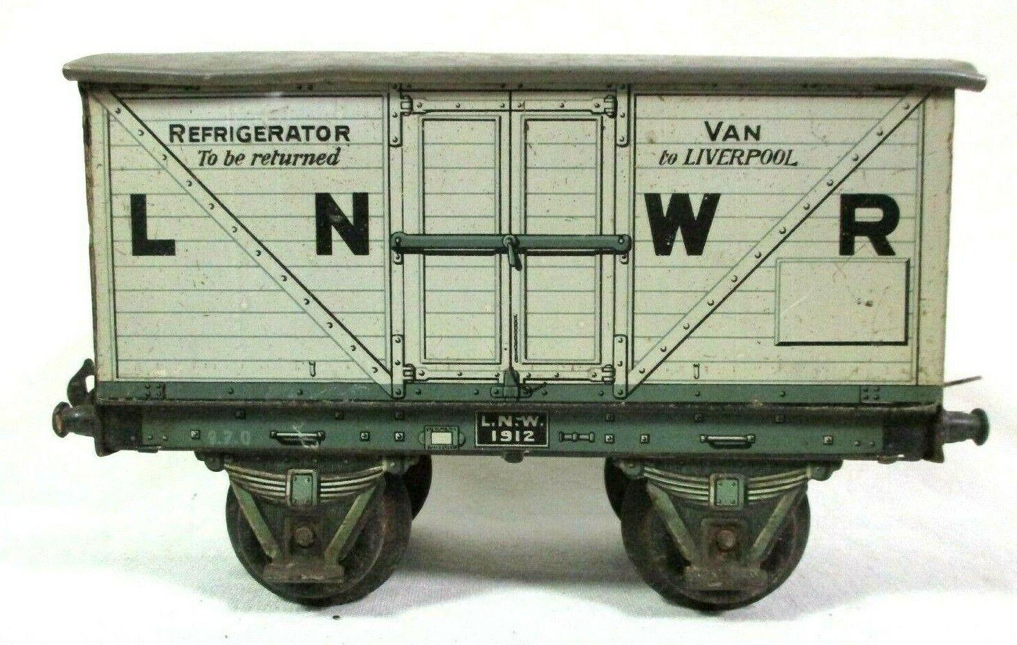 Carette Van to Liverpool 1 Gauge Reefer Model Railway Freight B45
