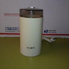 Mr.Coffee IDS50 Coffee Mill - Beige