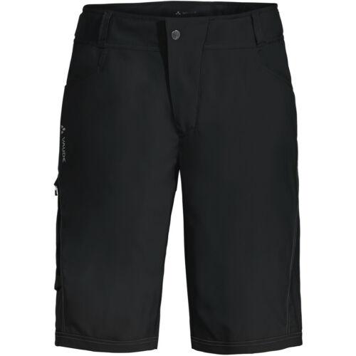 VAUDE Ledro Shorts Herren black 2019 Fahrradhose schwarz