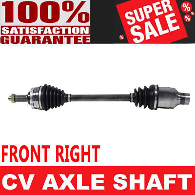 Pair Front CV Axle Drive Shaft for SUZUKI AERIO 04-07 Automatic Transmission