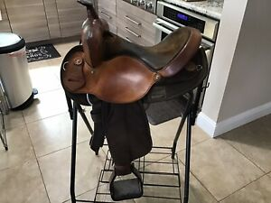 Fabtron Western Saddle 15""