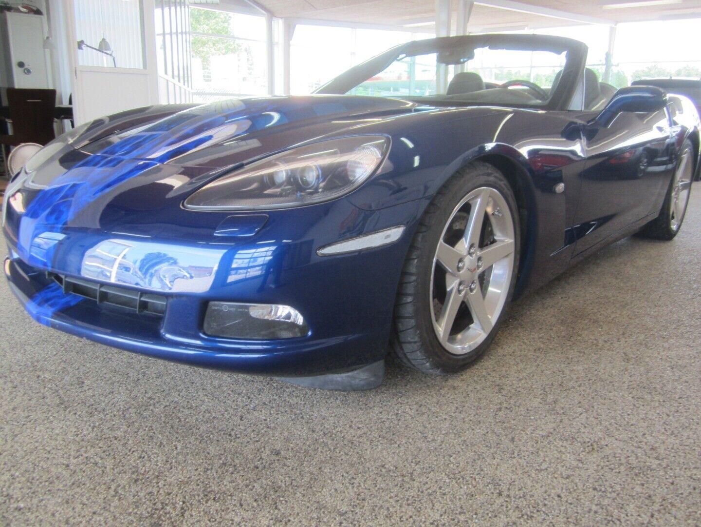 Corvette C6 6,0 Convertible aut. 2d