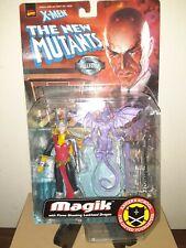 Magik New Mutants minifigure  X-Men movie Marvel Comic toy figure