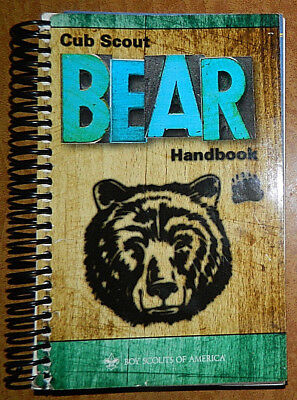 Boy Scouts of America : Cub Scout Handbook : Bear Scout : Spiral Bound