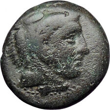 Alexander III the Great 336BC  Ancient Greek Coin Hercules Bow Club  i30306