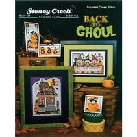 Stoney Creek Counted Cross Stitch Booklet - 461826 on Sale