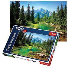 TREFL 500 pezzi adulto grande Tatra Mountains PAESAGGI pavimento Puzzle NUOVO