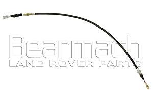 Land Rover Defender Handbrake Cable (upto 94) - OEM Quality Part