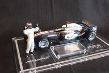 Hot Wheels McLaren Mercedes MP4/20 2005 1:18 #9 Raikkonen Sparco Edition (JS)