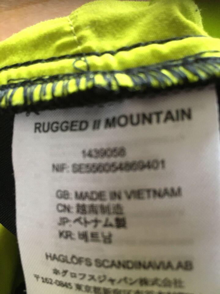 Bukser, Rugged II Mountain , Haglofs