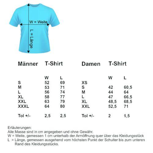 """T-Shirt mit Motiv /""""Ich bin nichts für schwache Nerven/"""" 100/% Baumwolle NEU"""