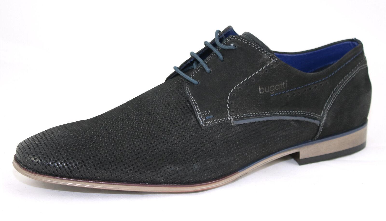 Bugatti señores schnürzapatos Business zapatos 312-10104-3500-1000