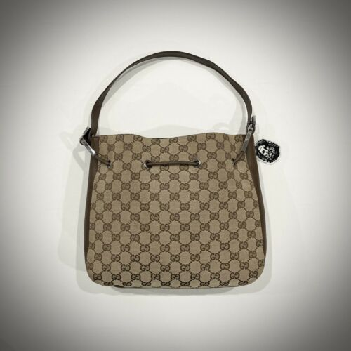 Vintage Authentic Gucci (Made In Italy) Classic H… - image 1