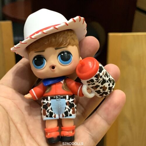 DO-SI-DUDE  Authentic GIFTS TOY RARE LOL Surprise Dolls Boys series 1