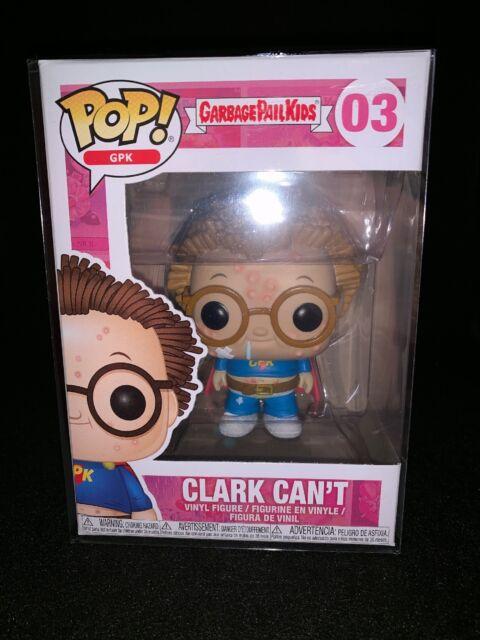 Clarke Cant Funko POP VINYL Garbage Pail Kids