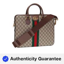 Gucci Men's Ophidia GG Briefcase 574793 K5IZT 8340