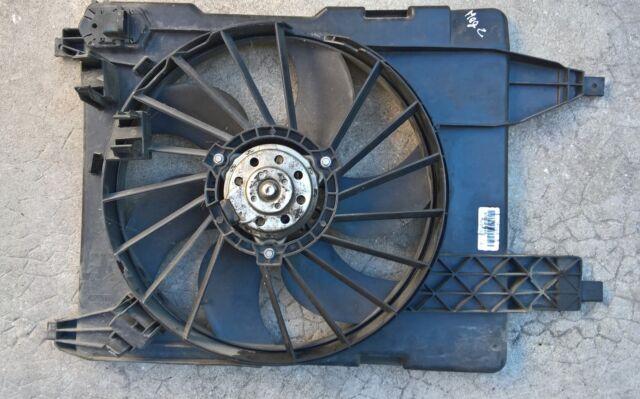 VENTILLATEUR de RADIATEUR Réf 8200151465 pour MEGANE 2 / 1.5 ou 1.9 DCi