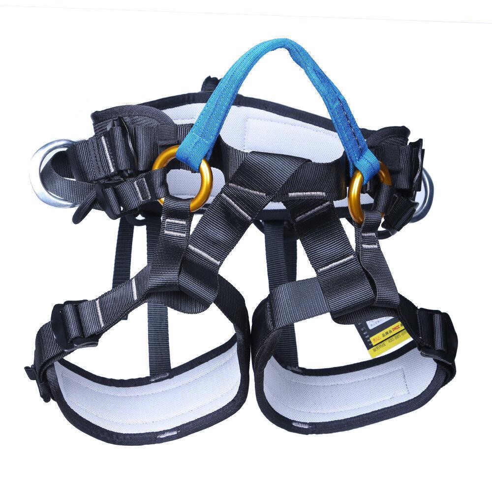 Cinturones de Seguridad,equipo de rescate para treparárboles al aire libre.