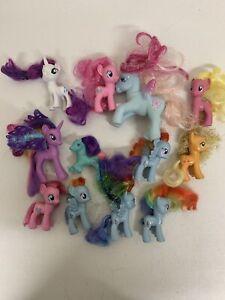 My Little Pony Lot Of 12 Ebay