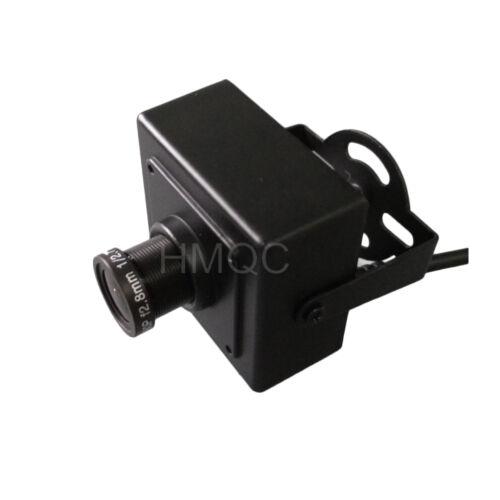 HMQC 2MP 2.8MM 1080P Mini IP Camera P2P Security XM530 ONVIF Indoor