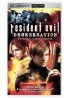 Resident Evil: Degeneration (UMD, 2008)