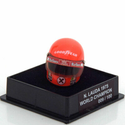 1:12 jf Creations ferrari Helmet World Champion scheckter 1979