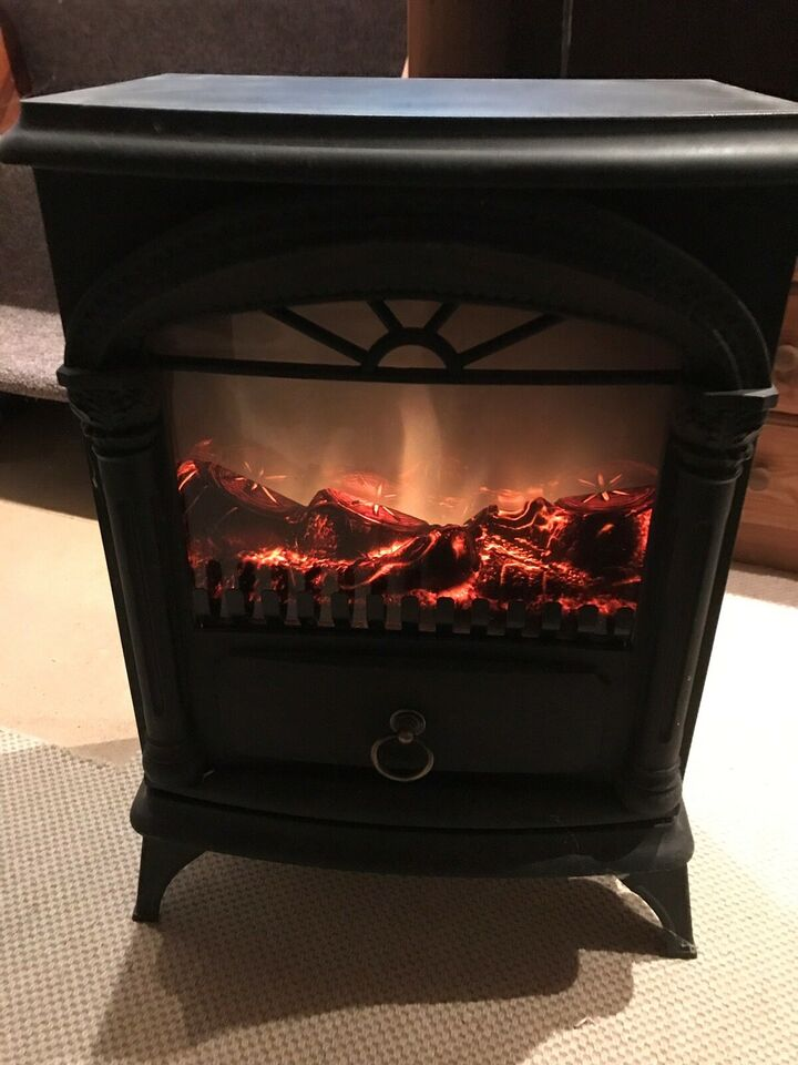 Andet, Electric fireplace