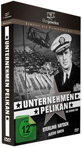 Unternehmen-Pelikan-The-Eternal-Sea-mit-Sterling-Hayden-Filmjuwelen-DVD