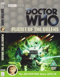 Doctor-Who-Planet-of-the-Daleks-2-disc-Special-Edition-Jon-Pertwee-Dr-Who