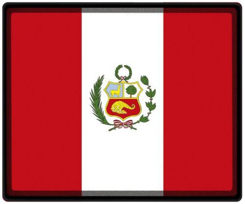 Länder Flaggen Mousepad Eycatcher Flagge für den Schreibtisch • PERU ○82130