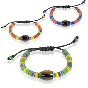 MORELLATO-Bracciale-DROPS-for-AFRICA-Uomo-Donna-Multicolor-Corno-Naturale-New-DD