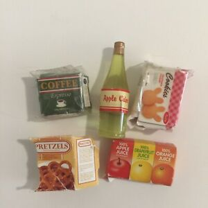 Sylvanian-Families-Calico-Critters-Supermarket-Replacement-Boxes-Bottle-Damaged
