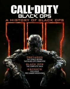 Call-of-Duty-A-History-of-Black-Ops-Livre-NEUF