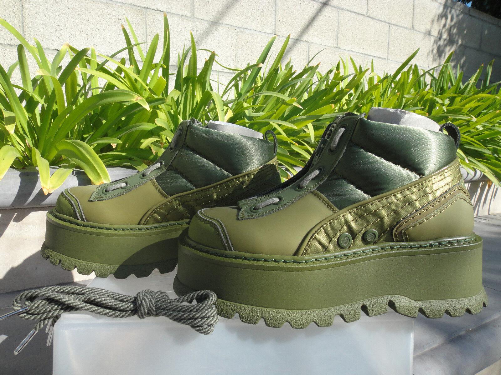 il più recente Fenty Puma by Rihanna, scarpe da ginnastica avvio avvio avvio ZIP, Cypress or Marshmallow, Wm US7.5, HTF  ordina adesso