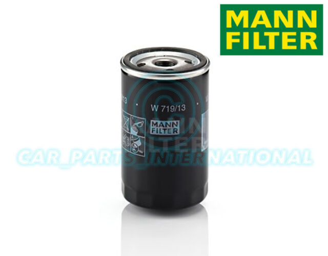 Mann Hummel OE Quality Replacement Engine Oil Filter W 719/13