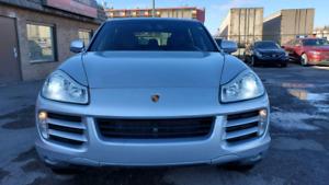 2000 Porsche Cayenne