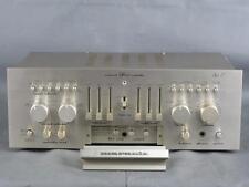 Champagne Gold Marantz SC-7 Stereo Control Preamp EQ & Rare Front Bay Cover