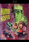 Horror Hospital Blu-ray UK BLURAY