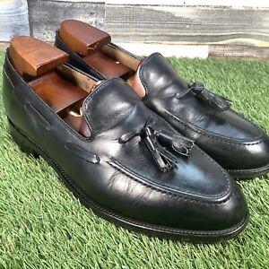 UK7-5-Charles-Tyrwhitt-KEYBRIDGE-Tassel-Loafer-Made-In-England-EU41-5-RRP-120