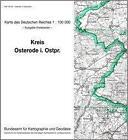 KDR 100 KK Osterode in Ostpreussen (2000, Mappe)