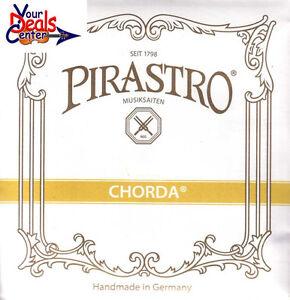 Pirastro-Chorda-Violin-D-String-4-4-Plain-gut-Medium
