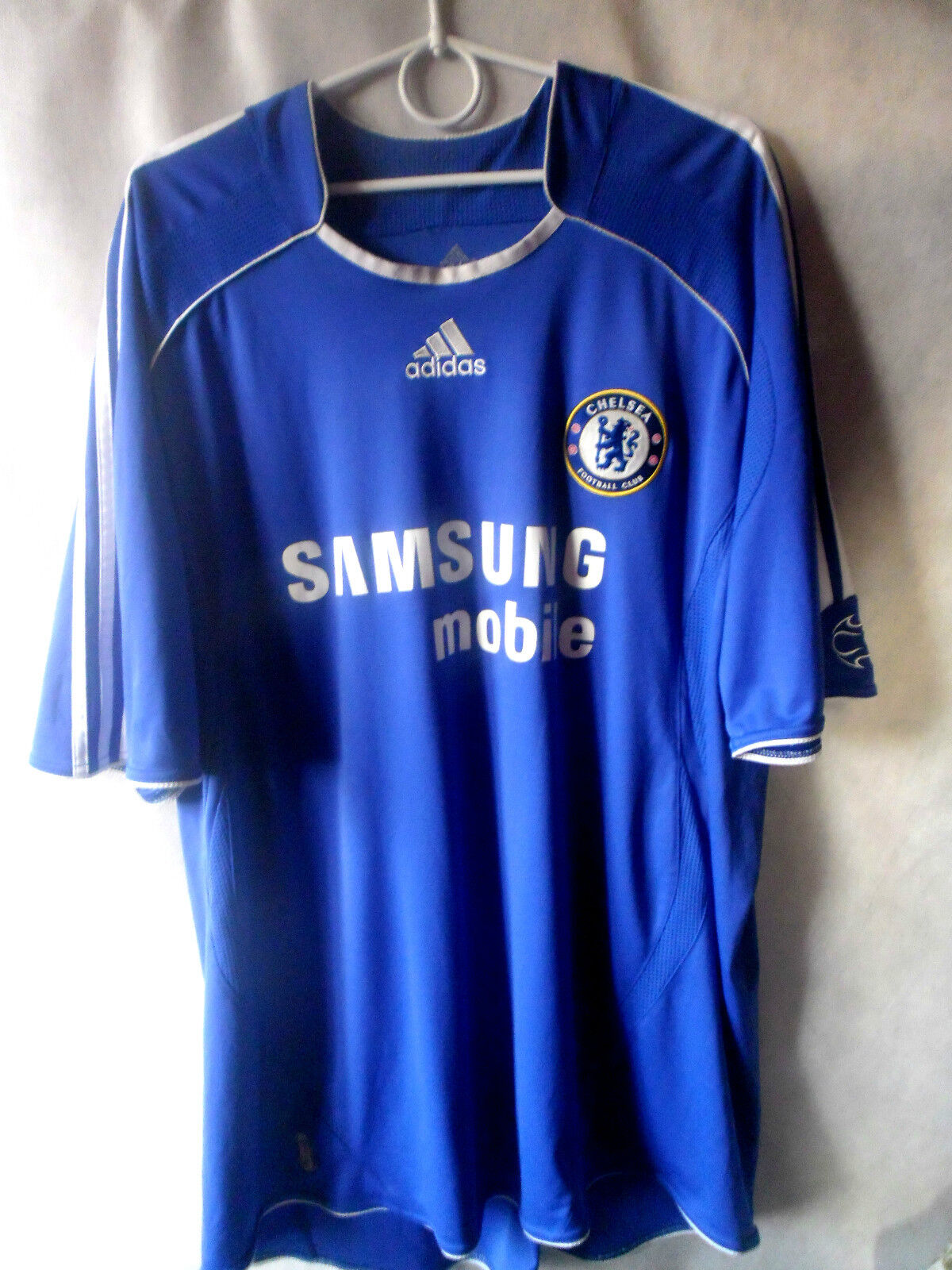 Chelsea Home football shirt 2006 - 2008 XXL