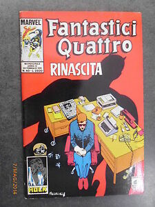 FANTASTICI-QUATTRO-n-40-Ed-Star-Comics-1991