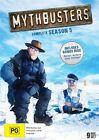 Mythbusters : Season 5 (DVD, 2014, 9-Disc Set)